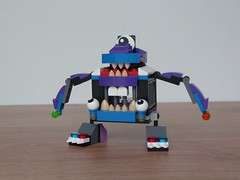 LEGO MIXELS BUSTO VAKA WAKA MIX or MURP ? Instructions Lego 41555 Lego 41553 (Totobricks) Tags: make mix lego howto instructions build stopmotion busto series7 mcpd munchos murp series6 41555 speedbuild 41553 mixels legomixels totobricks lego41553 vakawaka lego41555