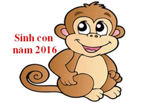 LÌ XÌ ĐẦU XUÂN – Khỉ vàng chúc ngàn may mắn