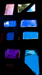 Vitraux contemporains - Ile d'Yeu (Erminig Gwenn) Tags: 9778 lîledyeu paysdelaloire france fr ile yeu island vendée atlantic atlantique océan ocean canoneos6d canon6d adobelightroomcc adobelightroom6 lightroomcc lightroom lightroom6 fullframe pleinformat vitrail bleu blue verre glass église church commercialuseisprohibited utilisationcommercialeinterdite photounderlicencebyerminiggwenn photosparerminiggwenn