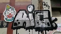 Caper & Ricks... (colourourcity) Tags: streetart graffiti clown awesome melbourne ric ricks caper nofilters oricks burncity colourourcity caperg