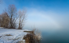 lake Zajarki (053) - foggy morning (Vlado Ferenčić) Tags: fog foggy foggymorning lakes lakezajarki morning winter wintermorning zaprešić zajarki hrvatska croatia nikond600 nikkor173528 vladoferencic vladimirferencic