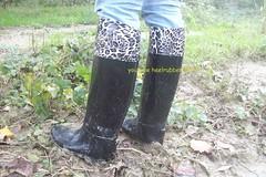 riding boots bottes equitasion reitstiefel (heelrubberboots) Tags: fetish stall gummi damen regen pvc klepper reitstiefel pvcrainwearstiefelbottesmuddybootsgirlsfootwearheelrubberbootsyoutube drekige