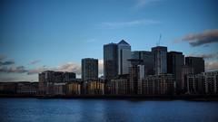 Canary Wharf (jingxizz) Tags: uk england london thames skyline river europe canarywharf