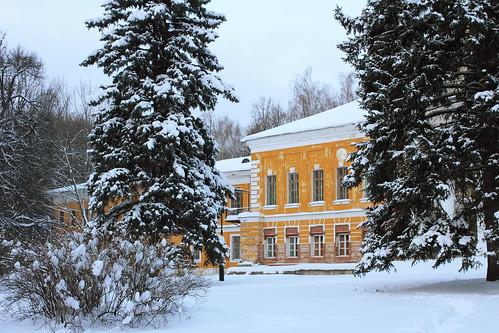 Усадьба Суханово / Homesteads Sukhanovo