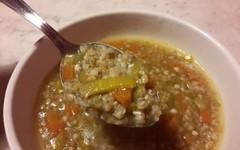 Ricetta: Zuppa di Grano Saraceno con Miso - senza glutine e vegan! (RicetteItalia) Tags: vegan ricetta dieta senza glutine