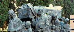 Monumento funerario a Joselito el Gallo (Landahlauts) Tags: sevilla seville andalucia andalusia andalusien sville andalousie andalusie siviglia  andaluzia cementeriodesanfernando andaluzja sewilla andaluzio    endls      endulus        andalouzia andalusiya   ishbiliya fujifilmxpro1 fujifilmfujinonxf35mmf14r cementeriodesevilla  nf endls andalusi capitaldeandalucia