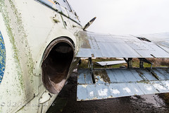 (B.B.Photography.) Tags: abandoned plane nikon aircraft navy royal firespinning d750 fairey t5 nikkor tunnels f4 gannet errol 24120