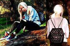 02.06.2016 by Jenny B.,  www.jennyburgartz.com  from Los Angeles, United States (9lookbook.com) Tags: italy milan fall milano sunday saintlaurent fashionweek overknees maisonmichel radshop irongirls jennyburgartz