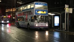 First Glasgow's LK53 EZZ 33346 working the 75 to Castlemilk (West Scotland Transport) Tags: bus london glasgow first double simplicity alexander dennis 75 trident decker ezz castlemilk dennistrident firstgroup 33346 firstglasgow lk53 lk53ezz