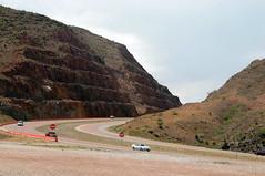 Mile-High Cut peak of Trans-Mountain Rd., El Paso, TX 4288x2848 (Charlotte Clarke Geier) Tags: wallpapers screensavers
