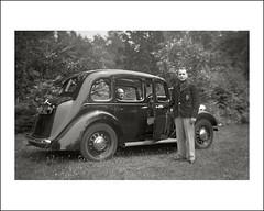 Vehicle Collection (6611) - Austin (Steve Given) Tags: austin 1930s automobile yarmouth familycar socialhistory