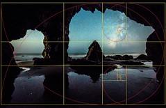 The Golden Spiral, Fibonacci Spiral, & Golden Rectangle in Fine Art Photography!  Malibu Moon & Milkyway! Starry Night Astrophotography! Nikon D810 & 14-24mm F2.8 Wide Angle Lens!   Dr. Elliot McGucken Fine Art Landscapes & Seascape Photography! (45SURF Hero's Odyssey Mythology Landscapes & Godde) Tags: gold phi divine fibonacci proportion goldenmean goldensection goldenratio fibonacciseries goldenspiral fibonaccinumbers fibonaccispiral divineproportion goldenangle divinesection logspiral phigrid divinespiral goldrectangle logarhithmicspiral divinerectangle divinefibonacci goldenratiogrid goldrectanglegrid