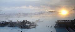 Blue Lagoon Panorama 1