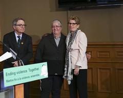 IMG_0783  Premier Kathleen Wynne made an announcement of funding on the Ending Violence Against Indigenous Women Strategy. (Ontario Liberal Caucus) Tags: zimmer aboriginal indigenous meilleur violenceagainstwomen indigenouswomen jaczek maccharles svhap