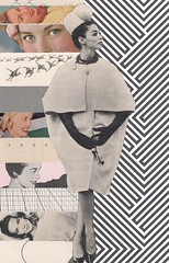role model (kurberry) Tags: blackandwhite fashion collage female callas cutpaste cutandpaste femininity vintageephemera collageaday