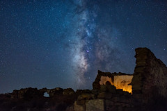 Into The Galaxy - II (Christophe_A) Tags: old house art abandoned night 35mm greek timelapse nikon skies nightscape sigma astro greece galaxy astrophotography christophe antiparos d800 galactic milkyway christopheanagnostopoulos