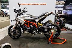 Ducati Hypermotard 939 (The Adventurous Eye) Tags: bike fair exhibition exposition motorcycle ducati 2016 939 hypermotard motosalon motosalonbrno