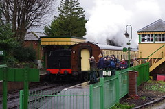 IMGP8389 (Steve Guess) Tags: uk england train engine railway loco hampshire steam gb locomotive bluebell alton 060 ropley alresford hants fourmarks medstead qclass 30541