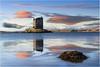 Castle Stalker (Giovanni Giannandrea) Tags: scotland argyll ufo lenticular troposphere appin castlestalker lochlinnhe sealoch greatglen lochlaich lynnoflorn