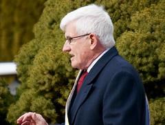 Frank McDonnell, president, Donegal Association of Philadelphia