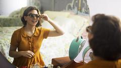 Alana Gomez (SofíaHiggins) Tags: portrait musician girl sunglasses puerto mirror vanity rico teen latin teenager dresser rican