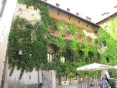2012 08 25 Austria - Tirolo - Schwaz - Rathaus - Cortile_1941 (Kapo Konga) Tags: austria tirolo schwaz