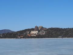 Summer Palace, Beijing. (Bricovoyage) Tags: china summer beijing palace palais  t peking chine  pkin