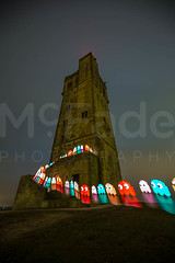 castle hill huddersfield-32.jpg (ade_mcfade) Tags: nightphotography lightpainting fun workshop castlehill huddersfield pixelstick mcfadetrainng