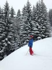 Jules dans la peuf (Jauss) Tags: ski alps alpes sterreich neige alpen tyrol autriche kitzbhel