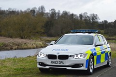 Roads Policing Supervision (Cleveland & Durham RPU) Tags: car durham traffic police bmw vehicle roads emergency touring unit 999 3series rpu constabulary policing 330d f31 anpr policeinterceptors nk62dpu
