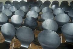 black chairs (pho-Tony) Tags: italy film 35mm iso200 italian automatic vista kit agfa f28 45mm automat svs bolzano bozen viewfinder 1960 schneider automatica kreuznach durst schneiderkreuznach poundland c41 prontor tetenal radionar 12845 autaut bozenbolzano prontorsvs durstautomatica durstradionar durstsa
