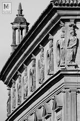 Arquitectura Renacentista Ubetense (Juan de la Cruz Moreno Balboa) Tags: blancoynegro arquitectura arte escultura jan worldheritage caritide beda atlante renacimiento linterna patrimoniomundial andrsdevandelvira tenante palaciovzquezdemolina plazavzquezdemolina janparasointerior