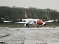 "Edeweiss Air. New Livery ""Switzer"