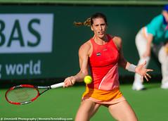 Andrea Petkovic (Jimmie48 Tennis Photography) Tags: sport unitedstates tennis wta indianwells 2016 andreapetkovic bnpparibasopen