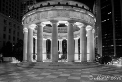 Brisbane City Nite Walk -4090016-Edit.jpg (markl62) Tags: longexposure cars night memorial shrine au australia olympus brisbane flame queensland cbd cenotaph remembrance anzac omd eternal em1 1240