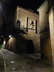 Palacio y Torre de los Carvajal Caceres 01 (Rafael Gomez - http://micamara.es) Tags: santa plaza de la los torre y maria unesco palacio caceres humanidad patrimonio carvajal