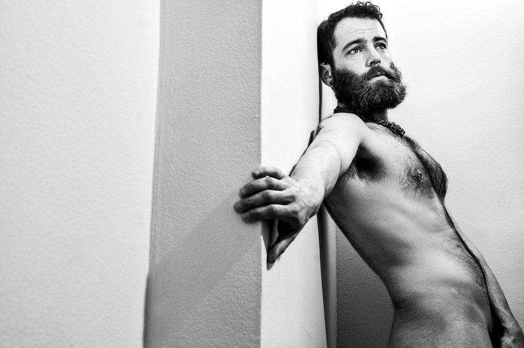 Hairy nude photography