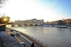 Pont Neuf (A. Wee) Tags: bridge paris france seine sunrise river europe pont neuf