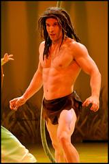 Tarzan (ramonawings) Tags: dog paris france ariel john foxy spring eric alice disneyland disney eugene fox pluto mermaid wonderland rapunzel foret tarzan madhatter flynn disneylandparis dlp springfever thelittlemermaid renard pochaontas enchantement lezardo raiponce forestofenchantment enchantella enchntment