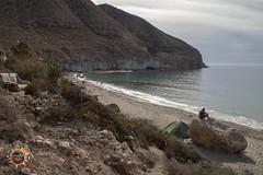 IMG_8659 (Enrique Gandia) Tags: sea espaa beach nature landscape mar spain hippie almeria cabodegata sanpedro lasnegras calasanpedro travelblogger calahippie