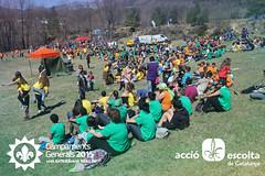 Dia 3 - Fira d'entitats i activitat gegant