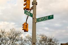 Double C Intersection (IntExp7) Tags: nyc newyorkcity ny newyork downtown manhattan manhattanbridge lowermanhattan downtownmanhattan