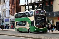 Lothian 941 SN10DKL (busmanscotland) Tags: buses eclipse volvo country wright gemini lothian 941 sn10 dkl b9tl sn10dkl