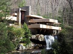 Fallingwater (pilechko) Tags: house architecture modern pennsylvania franklloydwright fallingwater
