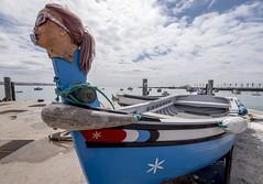 Mascarn de proa (Txetxu Rubio) Tags: portugal puerto mar cascais txetxurubio