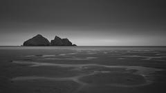 Leading Astray (Jarrad.) Tags: bw seascape blackwhite nikon cornwall unitedkingdom coastal d700 jaymarksimages
