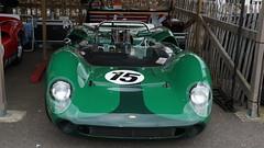 Lola-Chevrolet T70 Spyder 1965, Bruce McLaren Trophy, 74th Members' Meeting (f1jherbert) Tags: sony meeting motor alpha circuit goodwood 65 members 74th a65