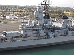 Ruby Princess - Sea of Cortez Cruise (Jasperdo) Tags: california cruise ship wwii cruising worldwarii battleship sanpedro ussiowa losangelesharbor princesscruiseline rubyprincess