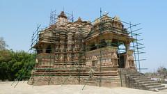 India - Madhya Pradesh - Khajuraho - Khajuraho Group Of Monuments - Chitragupta Temple - 201 (asienman) Tags: india khajuraho madhyapradesh khajurahogroupofmonuments asienmanphotography