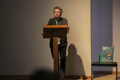 Sylvia Rodríguez, antropóloga estadounidense. III Festival de Ciencia de Antofagasta 2016